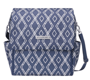 Petunia Pickle Bottom Boxy Backpack in Indigo - Urban Stroller