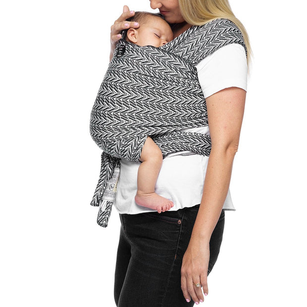 Moby Evolution Wrap Baby Carrier Starry Nights of Salvador by Petunia Pickle Bottom - Urban Stroller