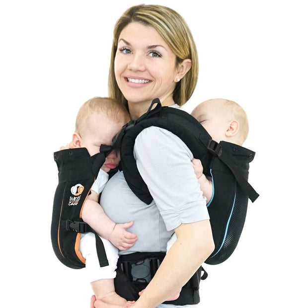 TwinGo Air Double Baby Carrier - Urban Stroller