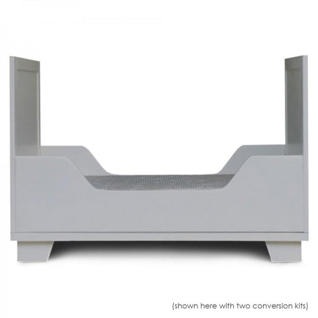 P'kolino Nesto Crib Conversion Kit in Grey