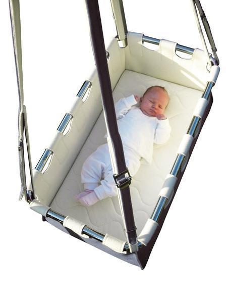 Hussh Cradles Hush Baby Bed - Urban Stroller
