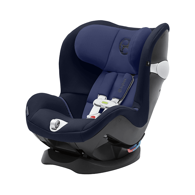 Cybex Sirona M Sensorsafe 2.0 Car Seat in Denim Blue - Urban Stroller