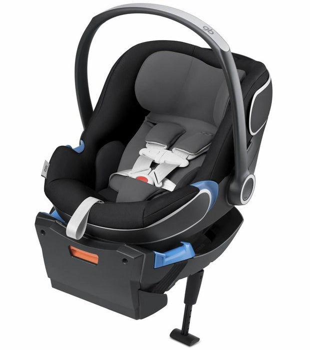 GB Idan Infant Car Seat in Monument Black - Urban Stroller