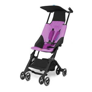 GB Pockit Stroller in Posh Pink - Urban Stroller