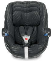 GB Idan Infant Car Seat in Dragonfire Red - Urban Stroller