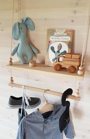 Pumpur Wooden Swing Shelf - Urban Stroller
