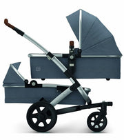 Joolz Geo 2 Studio Twin Stroller Set in Gris - Urban Stroller