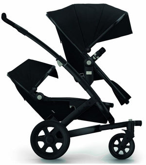 Joolz Geo 2 Studio Twin Stroller Set in Noir - Urban Stroller