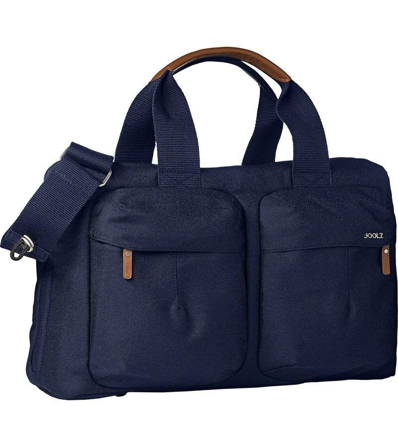 Joolz Uni2 Earth Diaper Bag in Parrot Blue - Urban Stroller