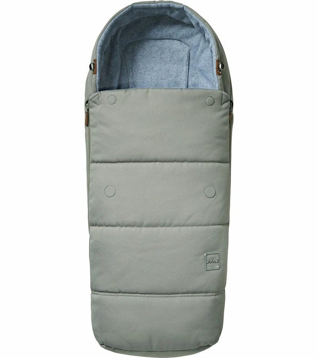 Joolz Uni2 Earth Footmuff in Elephant Grey - Urban Stroller