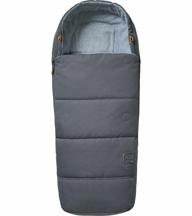 Joolz Uni2 Earth Footmuff in Hippo Grey - Urban Stroller