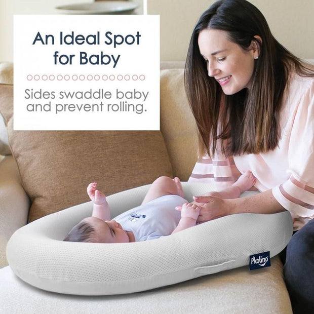 P'kolino Nuzzle Baby Lounger with AiraTex