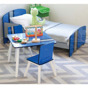 P'kolino Classically Cool Toddler Bed in Racing Stripes - Urban Stroller