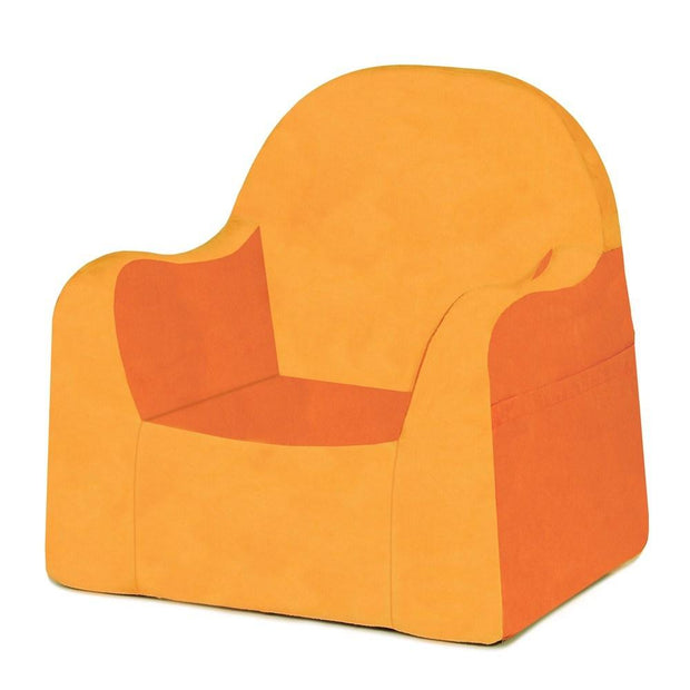 P'kolino Little Reader Toddler Chair in Orange - Urban Stroller