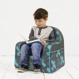 P'kolino Little Reader Chair in Planes - Urban Stroller
