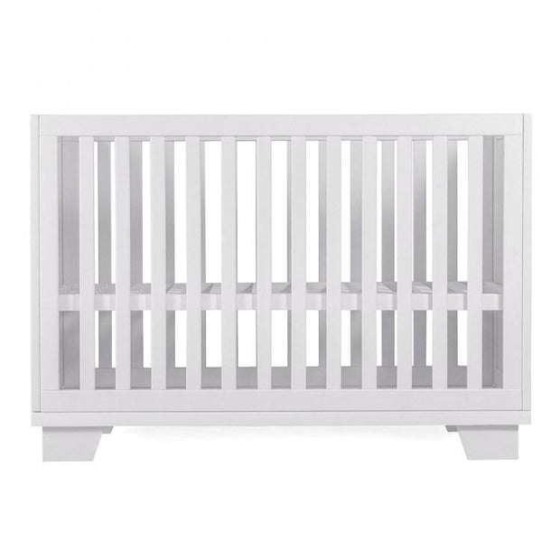 P'kolino Nesto Convertible Crib in White - Urban Stroller