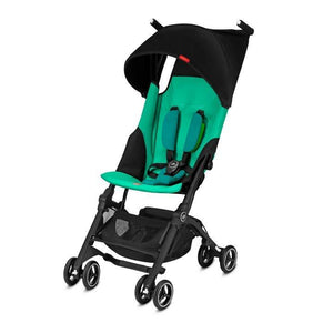 GB Pockit+ Plus Stroller in Laguna Blue - Urban Stroller