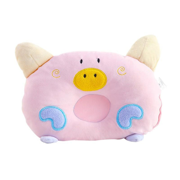 Infant Pillow in Piggy