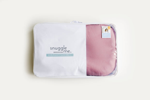 Snuggle Me Organic Lounger with Bloom Cover - Urban Stroller