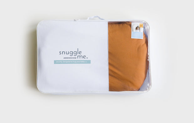 Snuggle Me Organic Lounger with Ember Cover - Urban Stroller