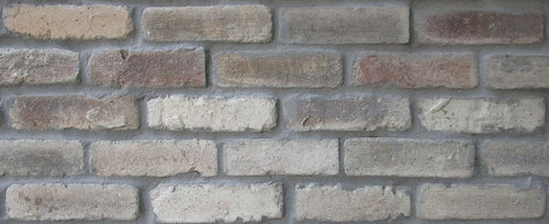 Brick veneers for interior brick walls