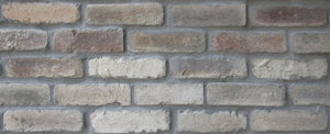 thin brick veneer for interior brick walls