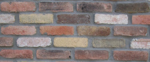 Sample of CHICAGOCONCRETE BRICK VENEERS