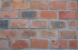 Middle Cut Clay Flooring Bricks. FREE SHIPPING!