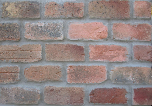 Chicago Concrete Mixed Flooring Bricks. FREE SHIPPING!