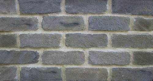 KING SIZE STYLE BRICK VENEERS- GREY MIXED COLOR.   Decorate Your Exterior Brick Walls. Affordable. FREE SHIPPING!