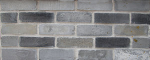 NEW STYLE BRICK VENEERS - GREY MIXED COLOR. Thin Brick Veneers. Thin Brick Tiles. Brick Veneer Walls.