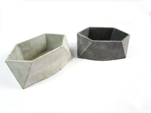 No Other Home Decorating Outlet Has This Rectangular Concrete Planter, Concrete Pot. Hand Made. FREE SHIPPING!