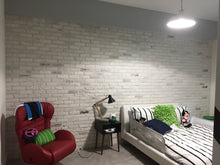 White Mixed Brick Veneers Your Deco Stores Near You Don't Have. Decoration Design At It's Best. FREE SHIPPING!