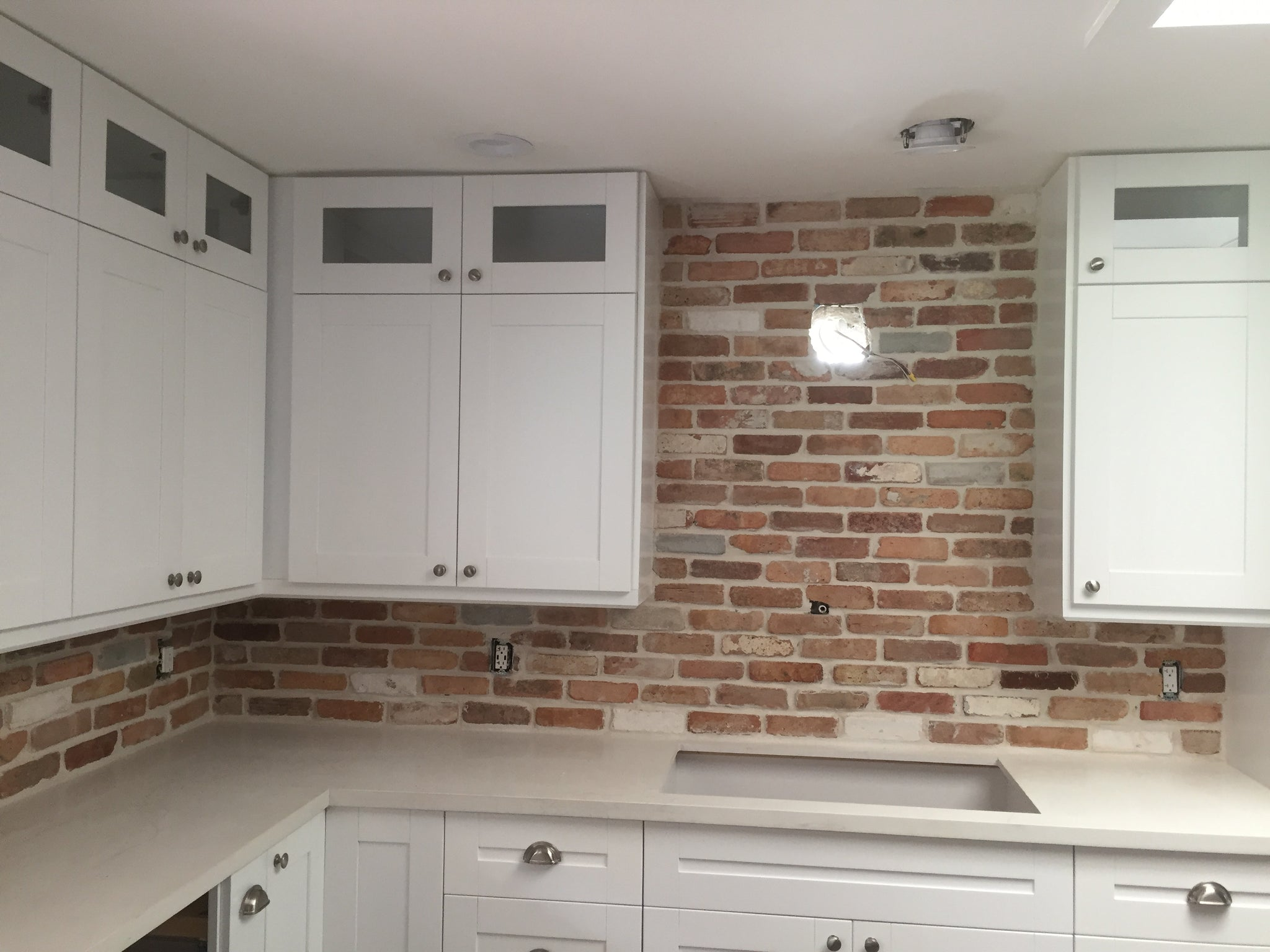 Brick Veneer Collection: Old Chicago Brick Veneers. Install Brick Walls Any Part Of