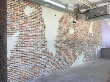 CHICAGO STYLE BRICK VENEERS- MIAMI DARK COLOR. Thin Brick Tiles For Interior Brick Walls. FREE SHIPPING!