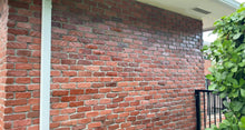 KING SIZE STYLE BRICK VENEERS-RED COLOR.  Great Home Decor That Last. FREE SHIPPING!