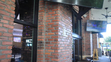 CHICAGO STYLE BRICK VENEERS- RED MIXED COLOR.  Cheap Thin Brick Veneers. FREE SHIPPING!