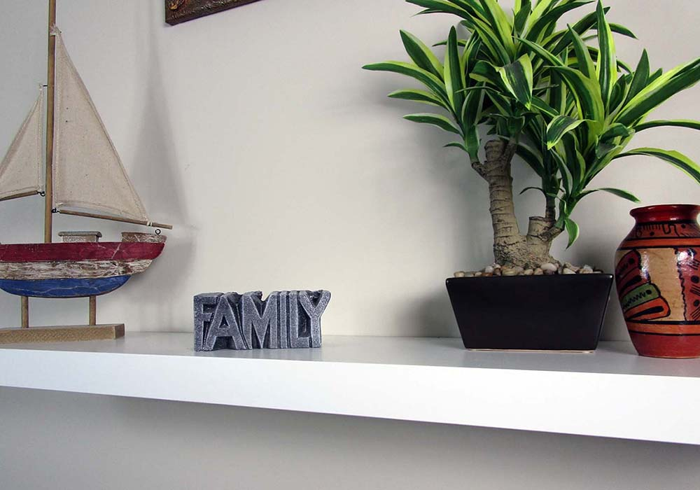 Family Room home decor Item. Decoration For Bedroom