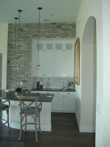 CHICAGO STYLE BRICK VENEERS- GREY MIXED COLOR. Affordable Thin Bricks. Brick Tiles. FREE SHIPPING!