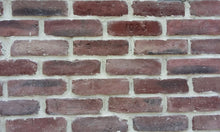 Decorate Your Home With Red & Black Brick Veneers. Cheap Thin Brick Veneers. FREE SHIPPING!