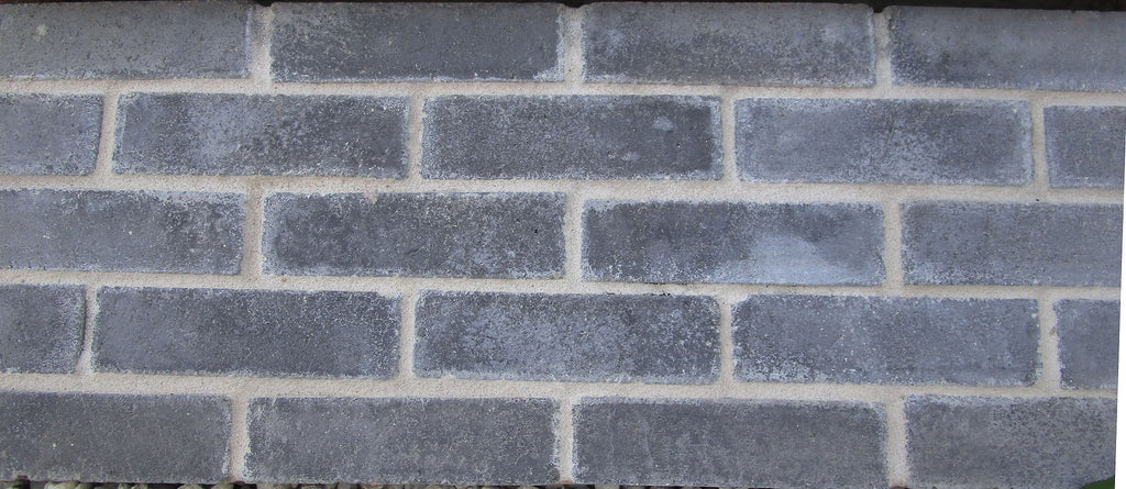 Brick Veneer Collection: GREY COLOR. Cheap Brick Wall