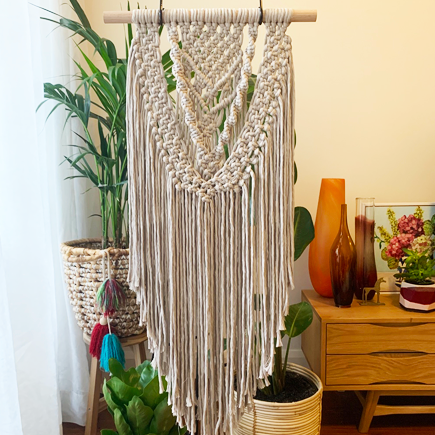 Macrame & Meatballs Workshop at The Tramsheds
