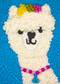 Andy the Alpaca Punch Needle Craft Kit & Digital Workshop