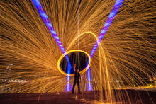 Spin Class / Light Painting