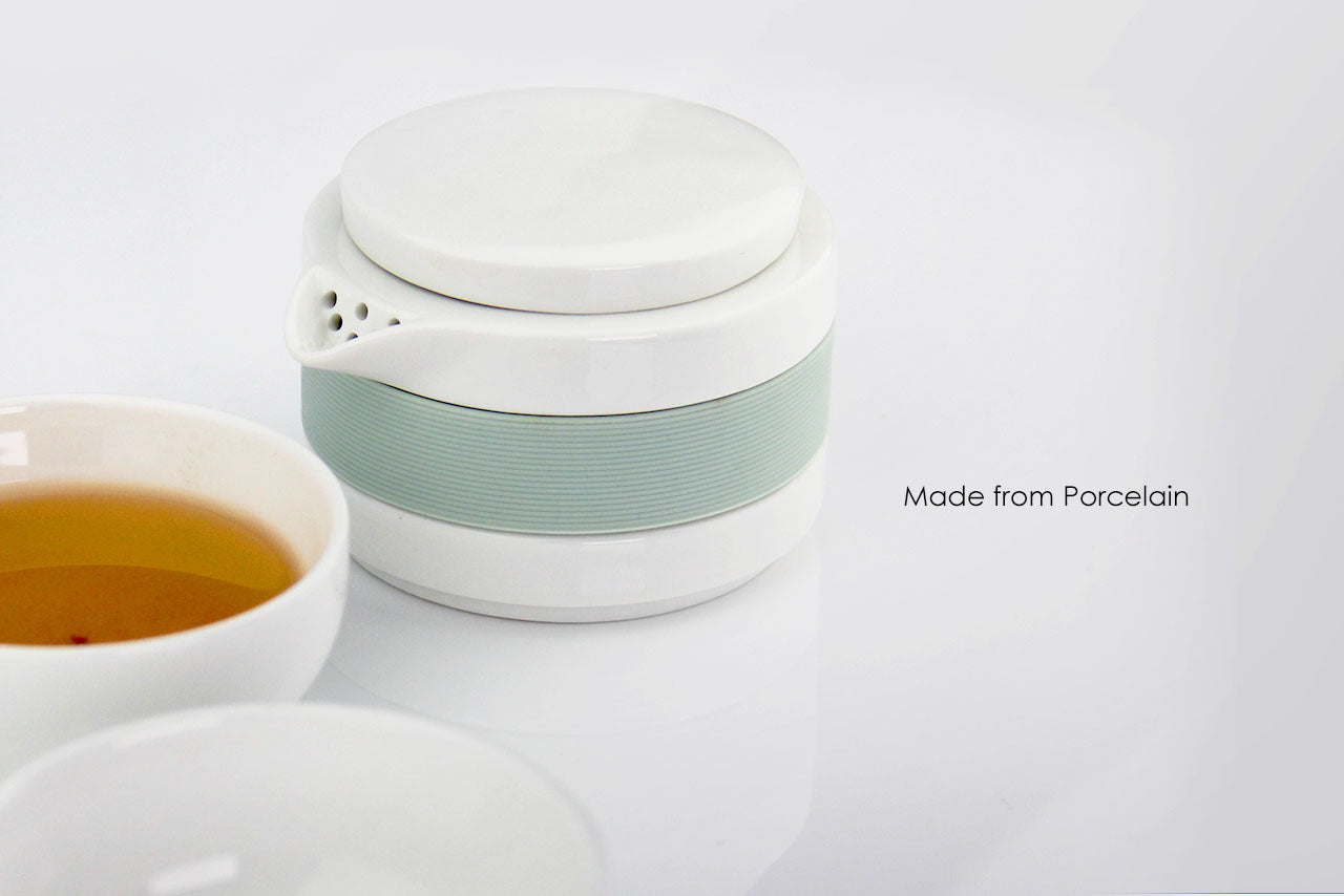 Portable Travel Tea Set - Motus Store