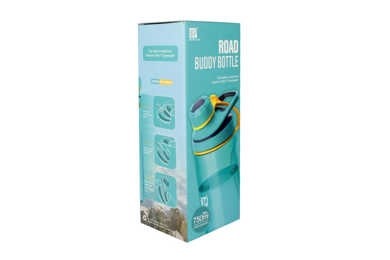 Road Buddy Bottle. - Motus Store