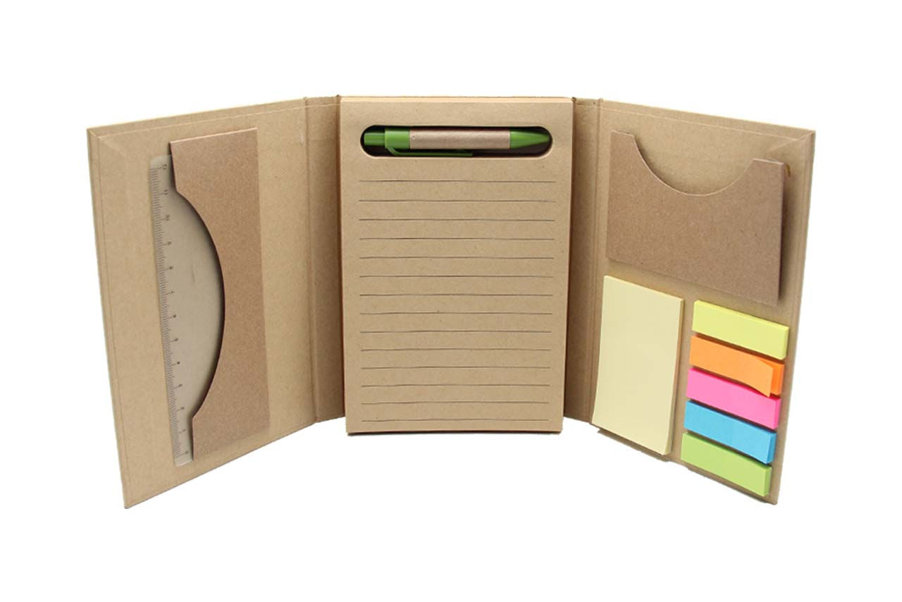 Eco Note Pad Set - Motus Store
