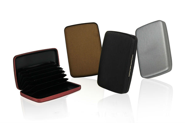 Travel Safe RFID Blocking Card Case/ wallet - Motus Store