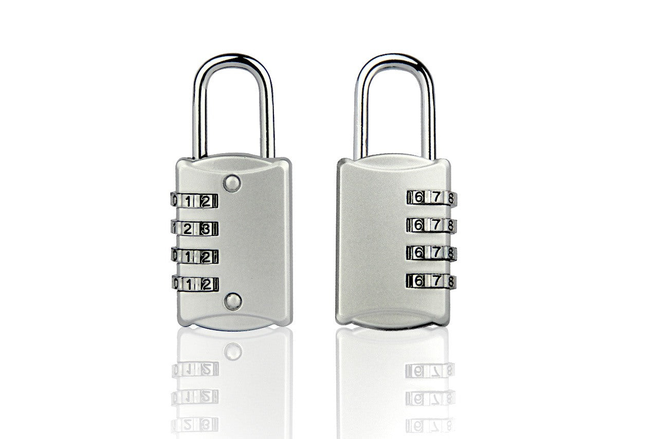 4 Digit Luggage Lock - Motus Store