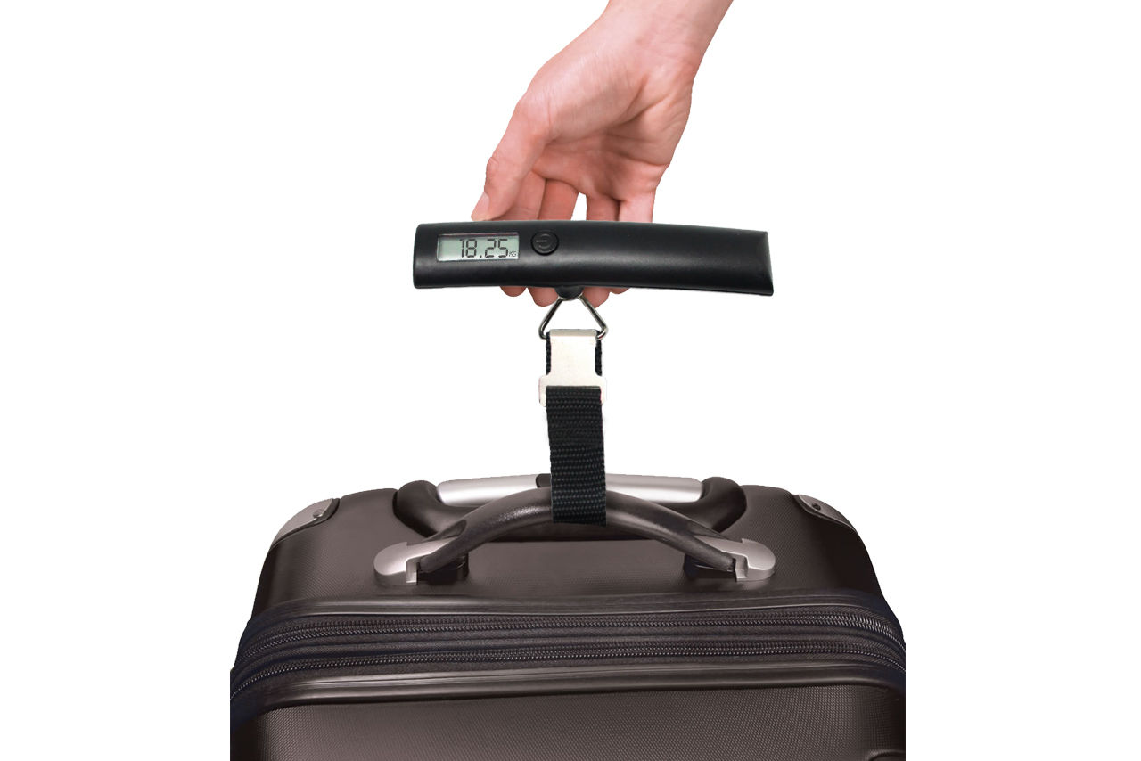 The Weigher- Digital Luggage Scale - Motus Store